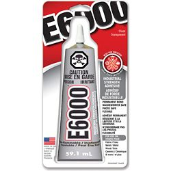 E6000 Series E6000 Craft Adhesive (59.1 ml) / 2 oz.