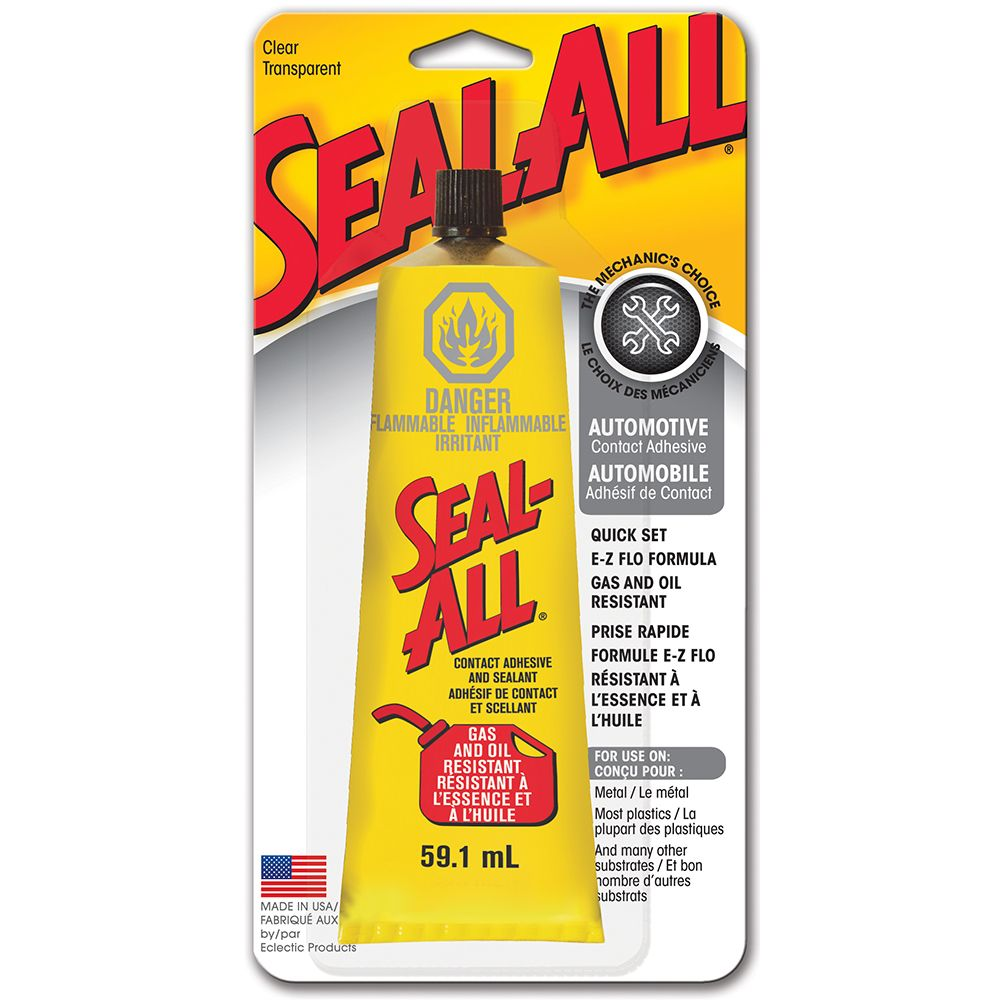 Seal-All Adhesive ((59.1 ml) / 2 oz.