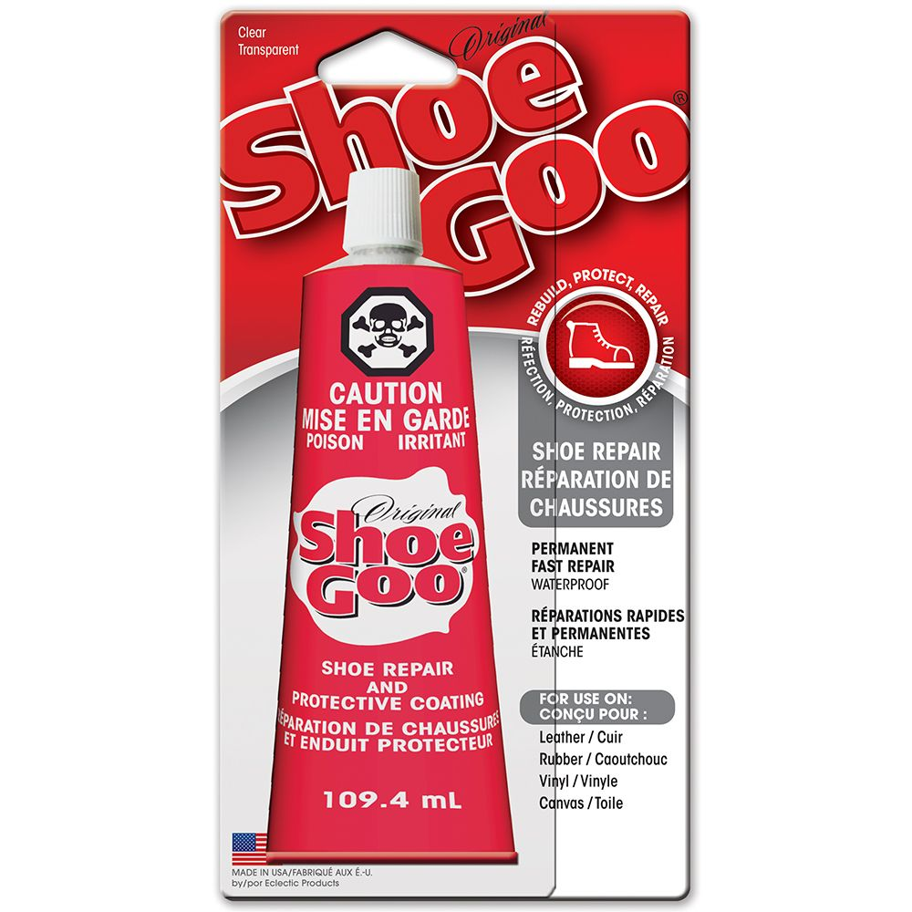 Shoe GOO Adhesive (109.4 ml) / 3.7 oz.