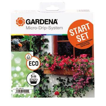 Micro Drip Starter Set for Flower Boxes