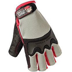 Gorilla Grip Fingerless Glove Xl