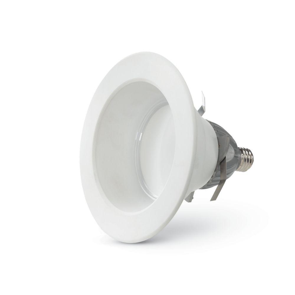 "LED 4"" Downlight 9.5W Soft White"