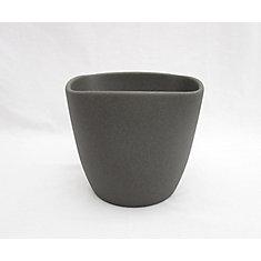 Pot Céramique Granit Court 6 Po