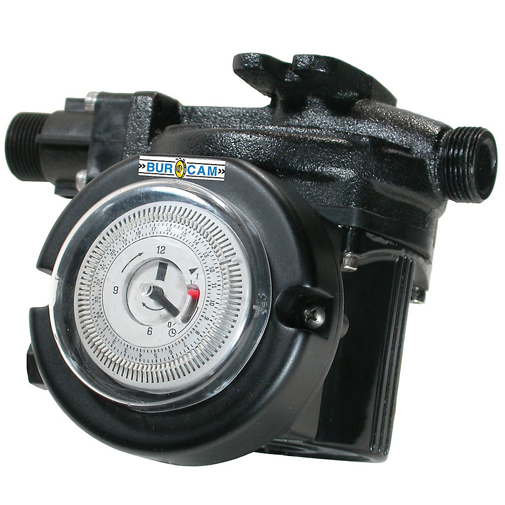 Hot Water Pump (Genie) Delivers Instant Hot Water
