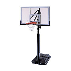 Shatter Guard Portable Basket - 54 Inch