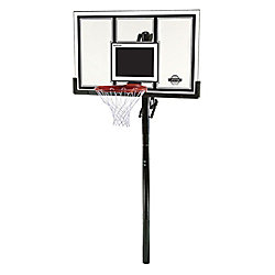 Lifetime Panier de basket-ball au sol de 1,4 m (54 po) Shatter Guard