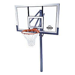 Lifetime Basket-ball au sol en acrylique de 1,38 m (54 po)
