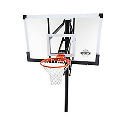 Lifetime Temp Glass In-Ground Basketball - 54 Inch