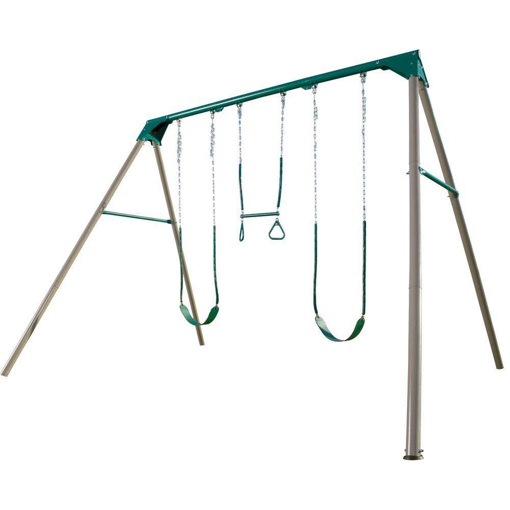 Lifetime Lifetime A-Frame Swing Set