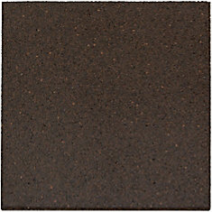 Flat Profile Envirotile, Earth - 18 Inch x 18 Inch  - (1040-Pack)