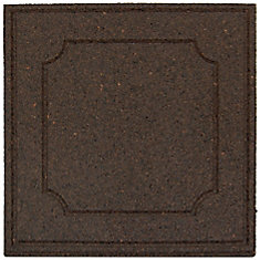 Provincial Envirotile, Earth - 18 Inch x 18 Inch  - (1040-Pack)