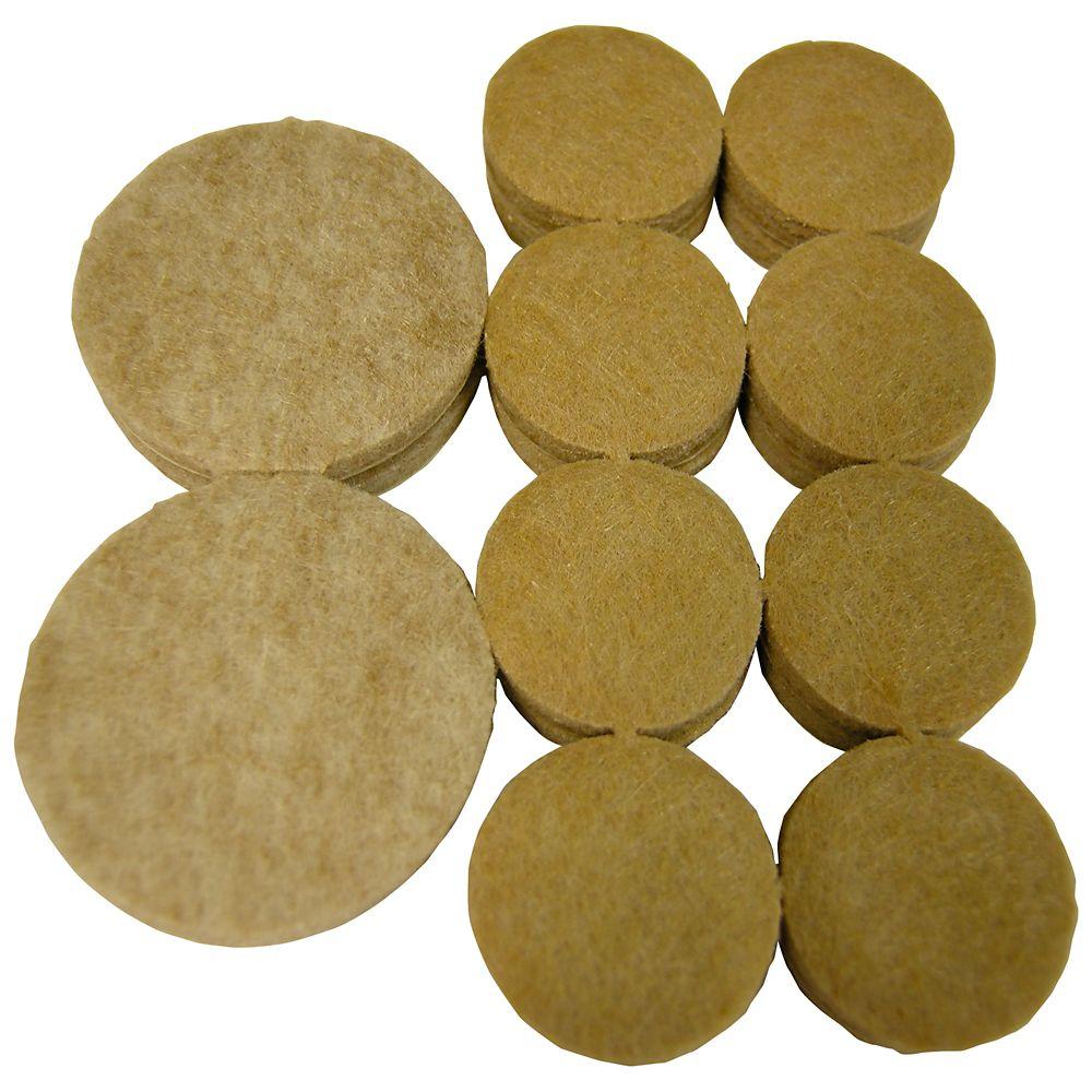 Adhesive Felt Pads (20 Pack)