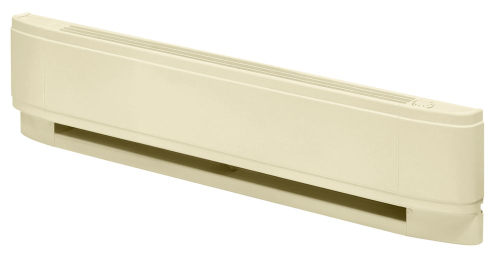 1000W  Linear Convector - Almond
