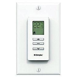 Dimplex Télécommande à zone unique CONNEX™ - Blanc
