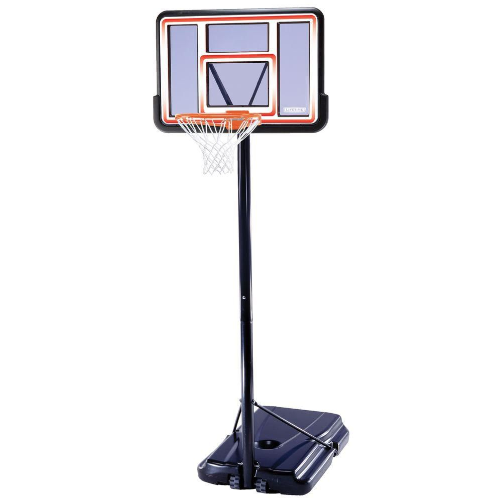 Fusion Portable Basketball Hoop - 44 Inch