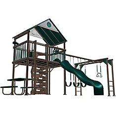 Deluxe Playset Earth Tone