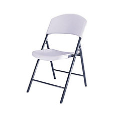 Light Commercial Outdoor Folding Chair (4-Pack)