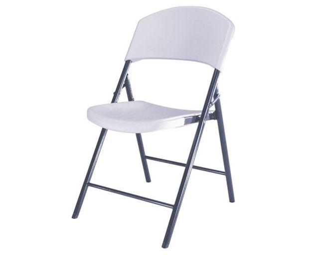 Chaise commerciale pliante légère - 4chaises par emballage