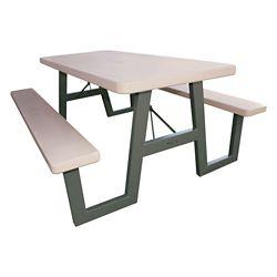 Lifetime 6 ft. A-Frame Folding Picnic Table