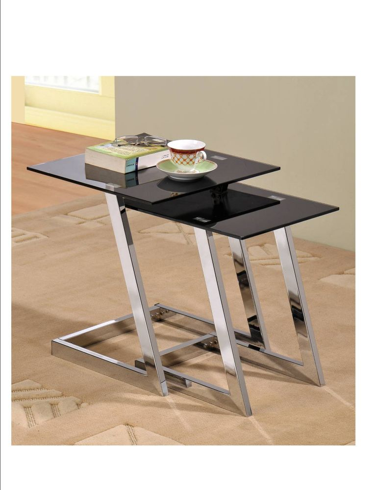 Mod 2 Piece Nesting Table Set 513-410 in Canada