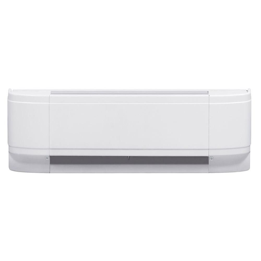 Dimplex 500W Linear Convector Baseboard Heater in White