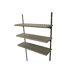 30-inch Shelving Kit for 8 ft. W Shed (3-Pack)