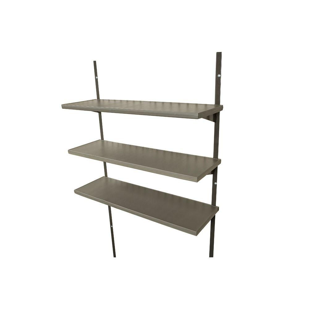 30 Inch Shelving Kit, 3 Pack - For 8 Foot Wide Shed
