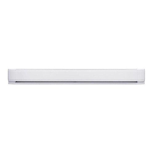 2500W Linear Convector Baseboard - White
