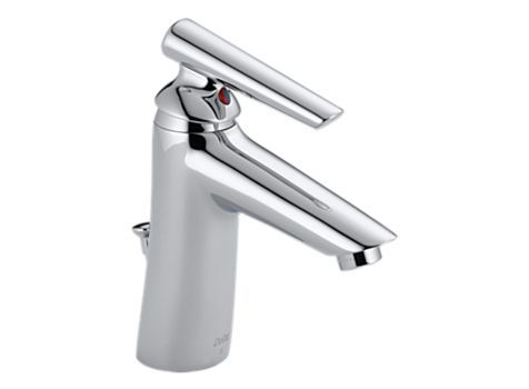 Rhythm Chrome Single-Handle Lavatory Faucet