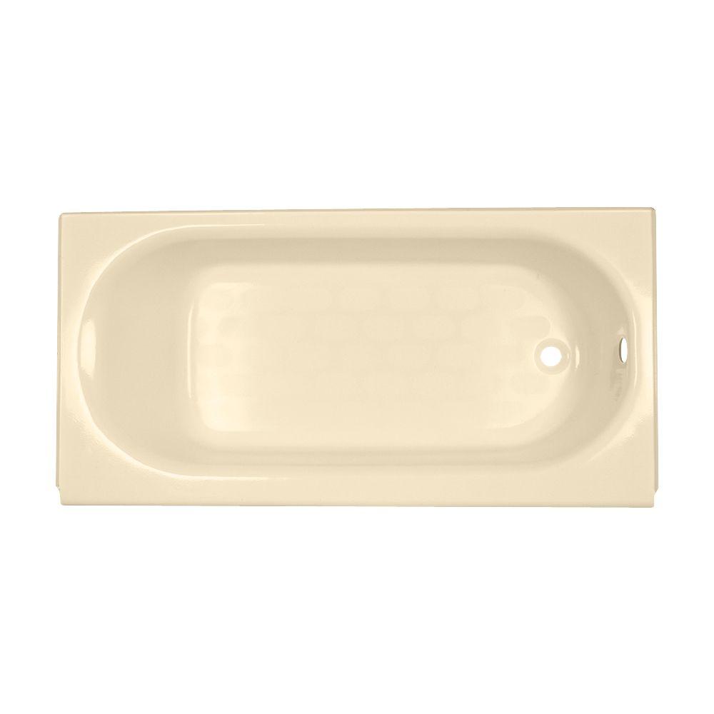 Princeton 5 Feet Americast Non Whirlpool Bathtub in Bone