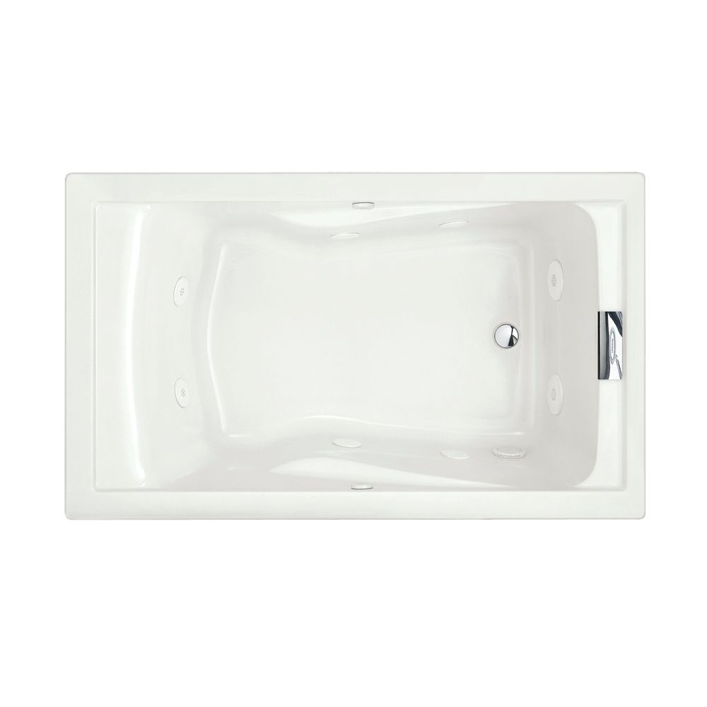 Evolution� 5 ft. Everclean<sup>®</sup> Whirlpool in White