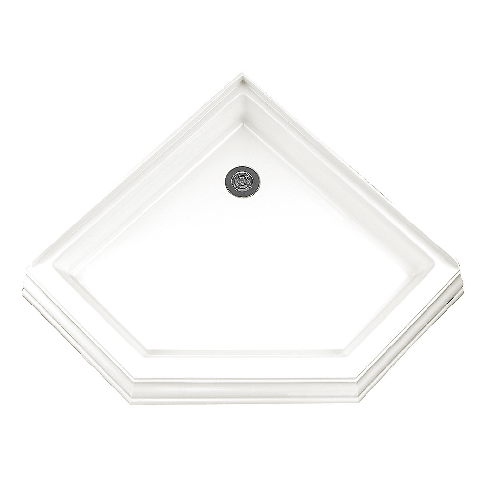 American Standard Town Square 38 Inch X 38 Inch Neo Angle