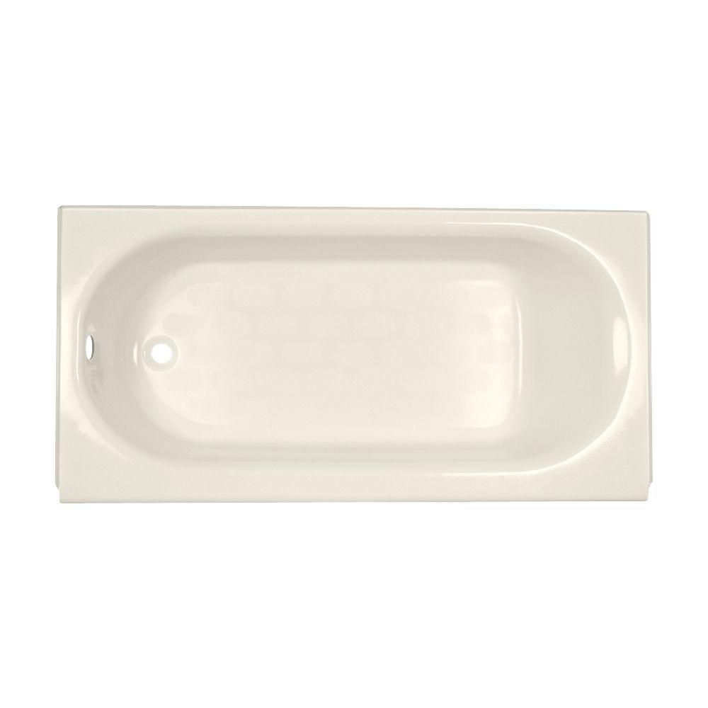 Princeton 5 Feet Americast Non Whirlpool Bathtub in Linen