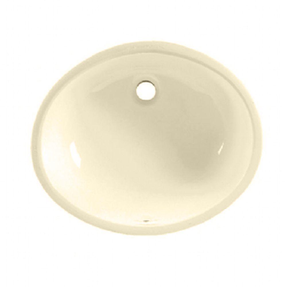 American standard lavabo de salle de bain sous le comptoir for Lavabo salle de bain american standard