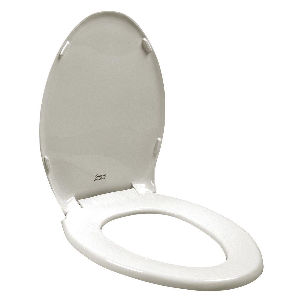 american standard si ge de toilette allong devant ferm. Black Bedroom Furniture Sets. Home Design Ideas