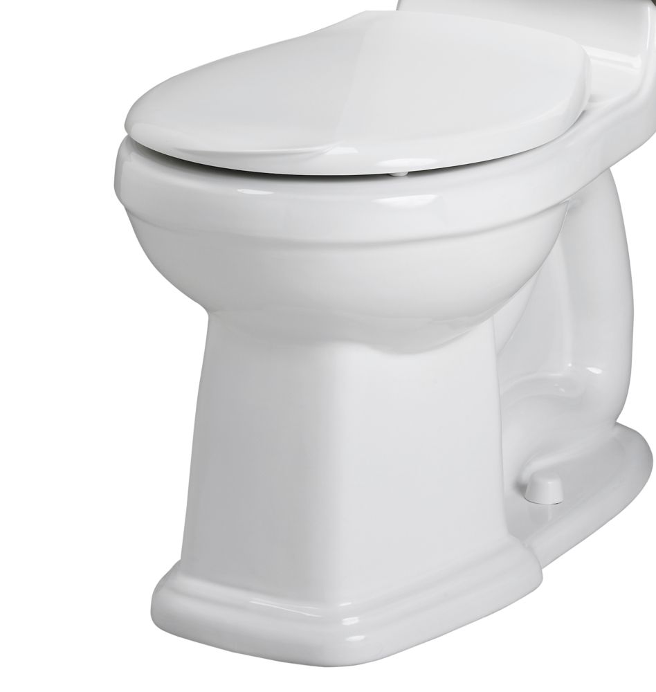 Townsend Champion Round Toilet Bowl Only in White
