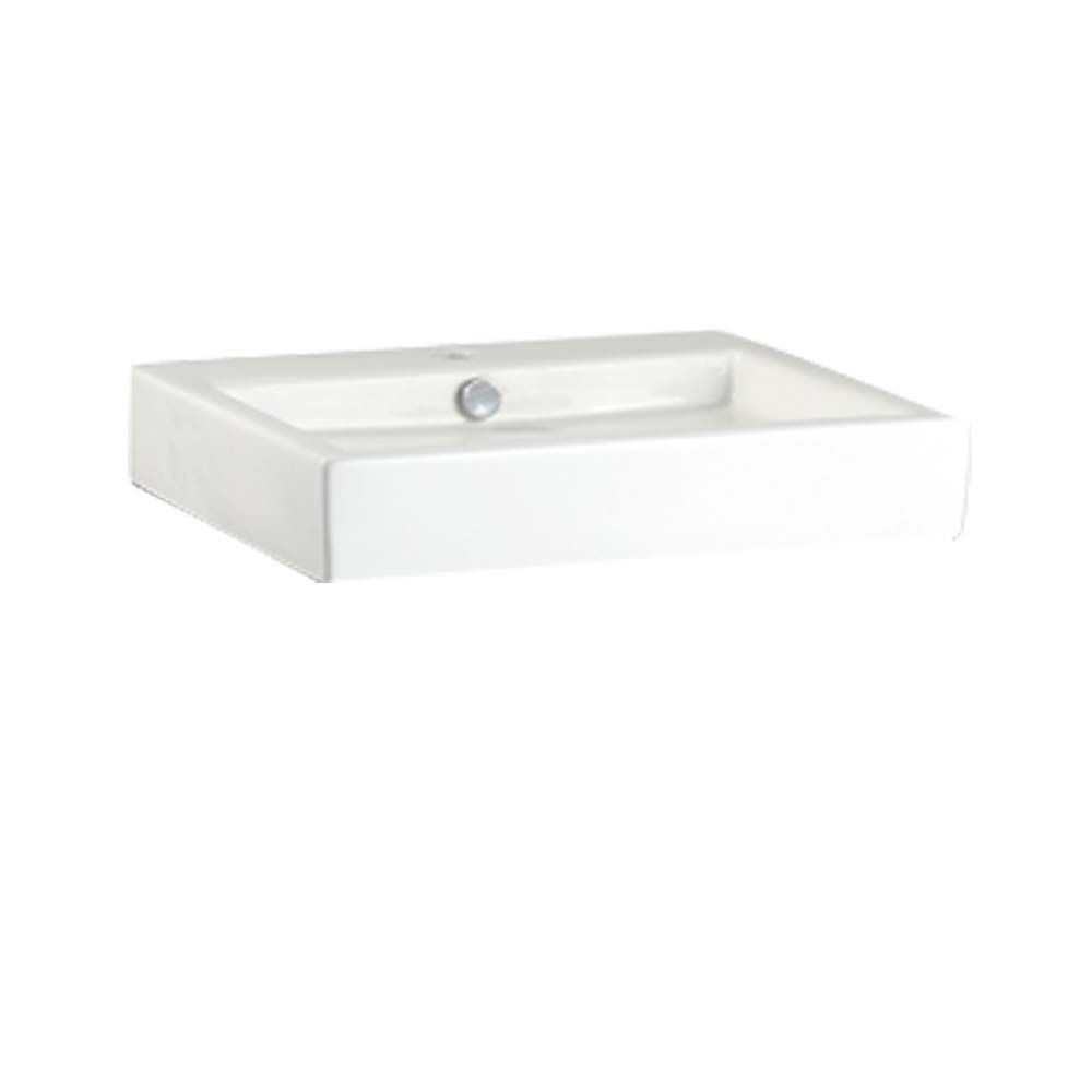 American Standard Studio Vessel Sink in White
