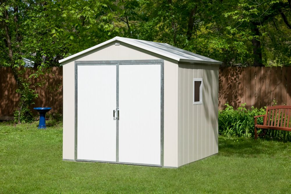 Extra large vertical storage shed bms6500 canada discount for Cheap large sheds