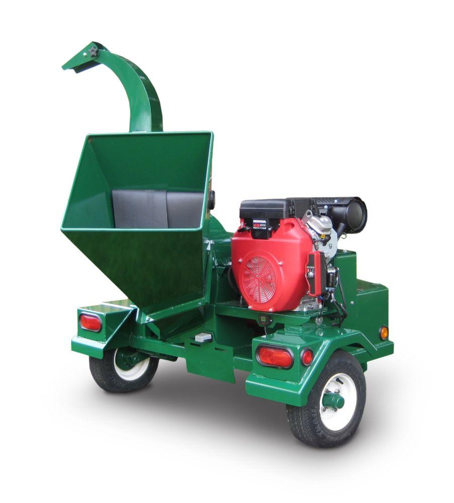 Surge-Master Wood Chipper