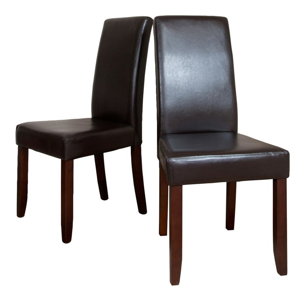 Acadian Parson Chair 2 Pack