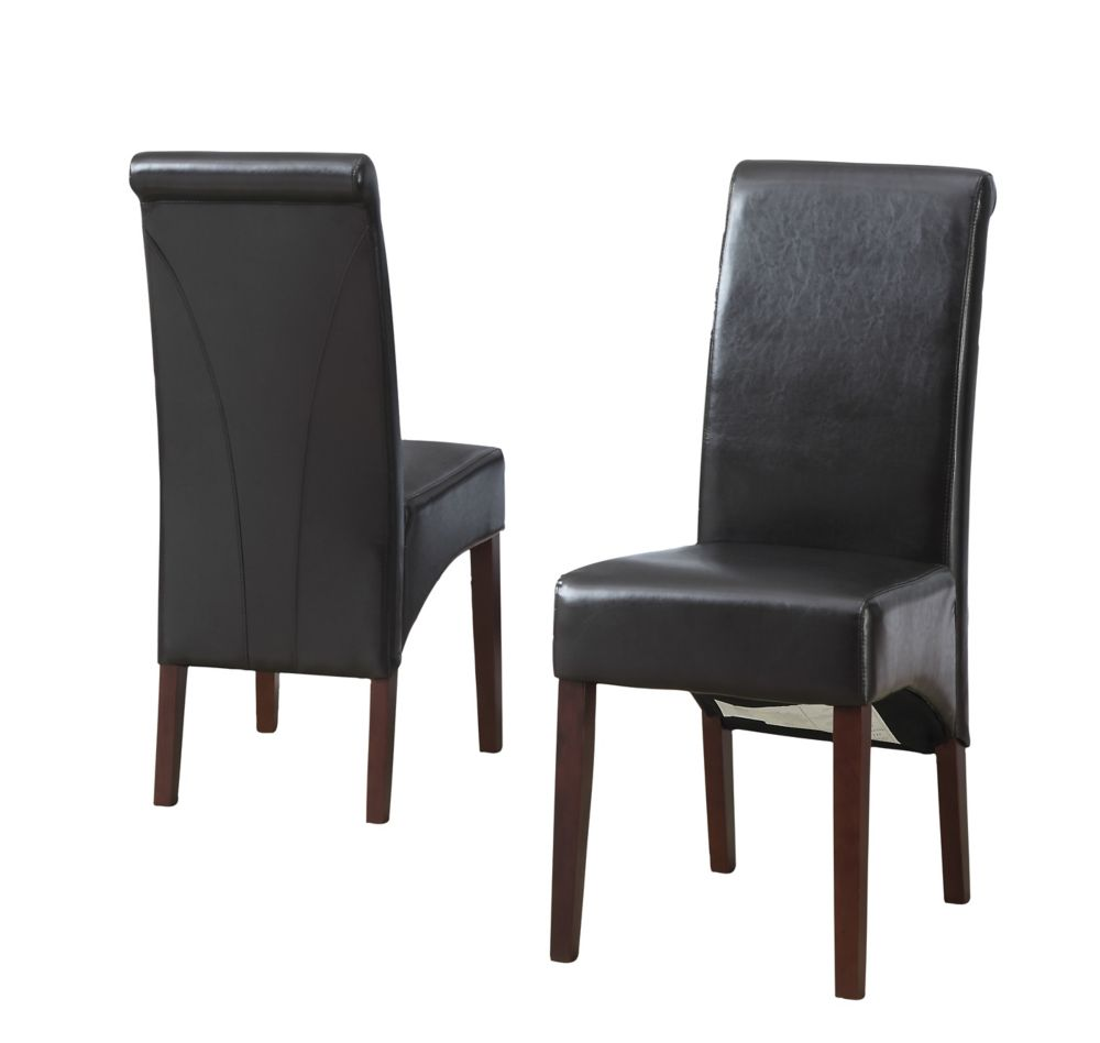 Avalon Deluxe Parson Chair 2 Pack