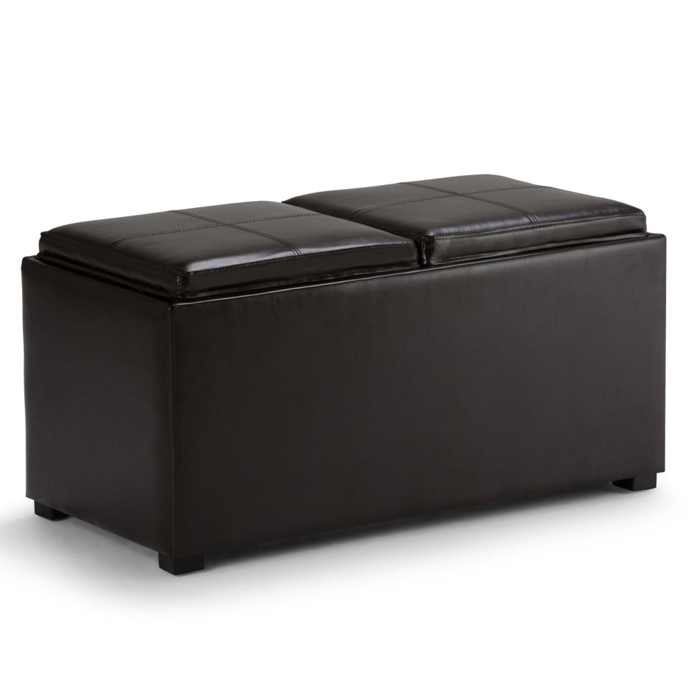 abby storage ottoman orange 402 715or canada discount