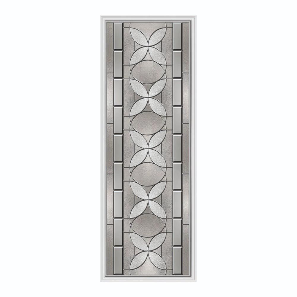 Aspirations 22-inch x 64-inch Satin Nickel Caming with HP Frame