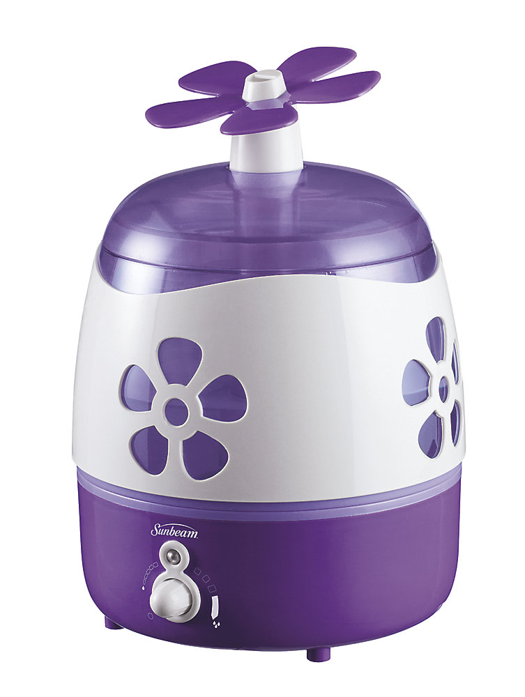 Ultrasonic Flower Humidifier
