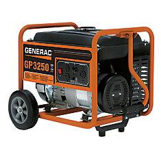 3,250W Gasoline Powered Portable Generator