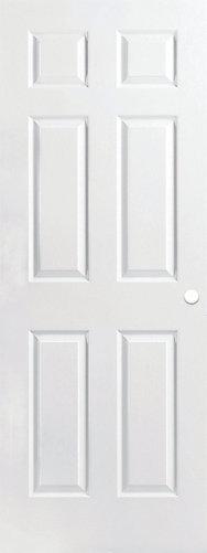 Masonite Inch X Inch Primed Textured Panel Interior Door