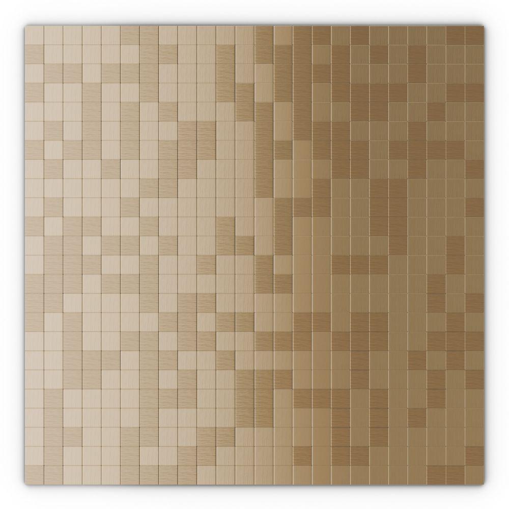 Inoxia Speedtiles Sahara Mosaic Self Adhesive Metal Tile - Per Tile