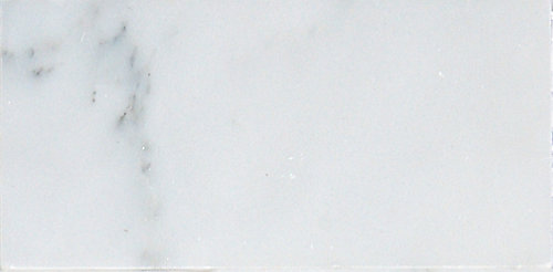 Grecian White 3 Inch X 6 Marble Floor And Wall Tile 1 Sq Ft Case