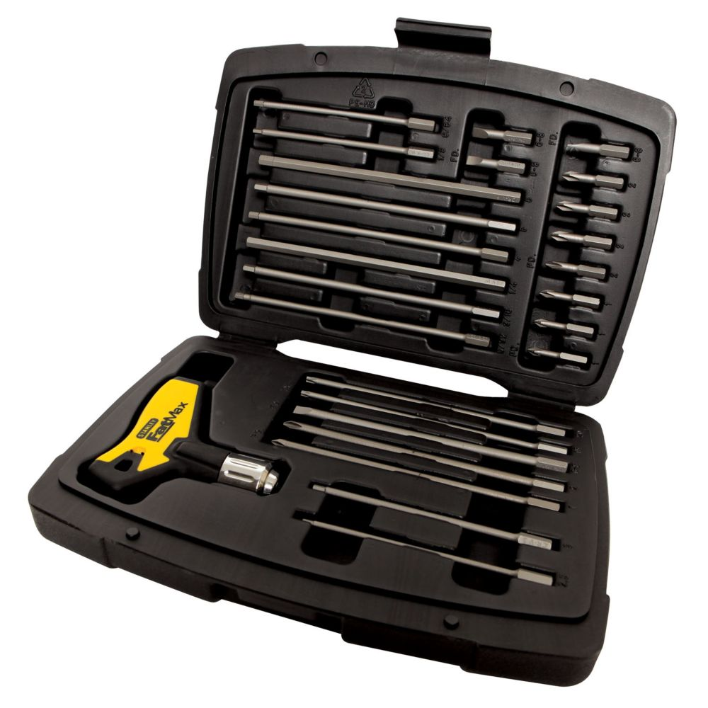 FatMax Stanley FatMax Ratcheting T-Handle Set