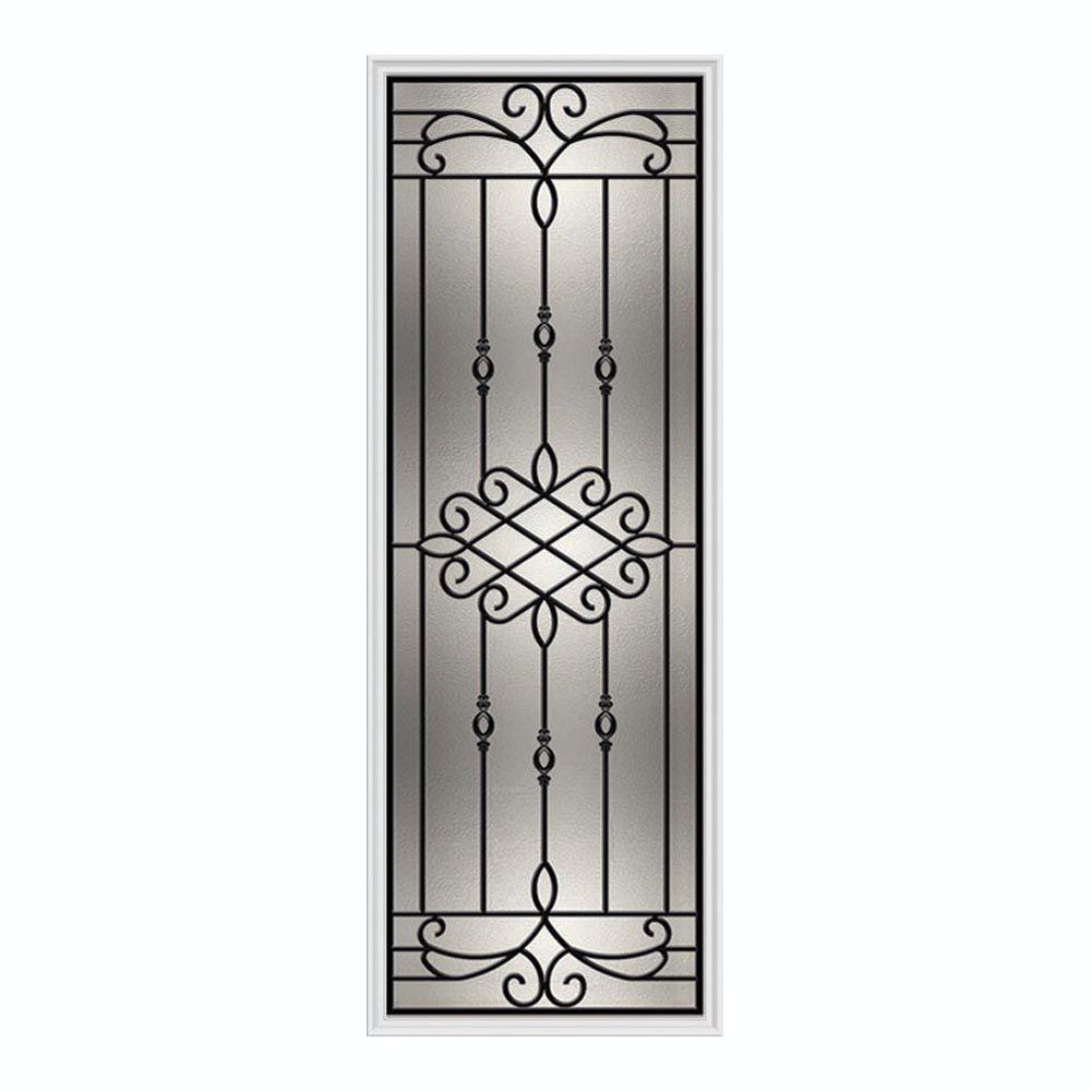 Sanibel 22 X  64 Wrought Iron With Hp Frame
